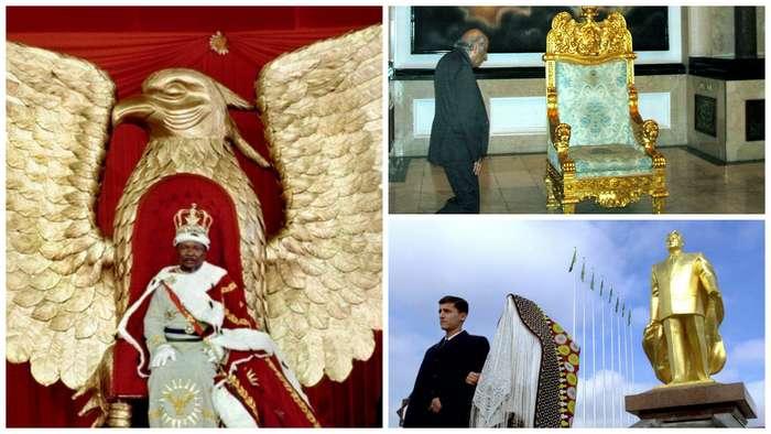 6 эксцентричных правителей: безумные запросы, которые могли обанкротить страну