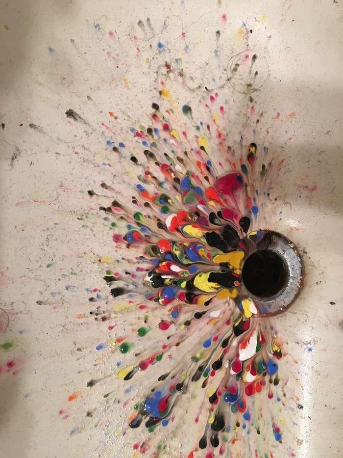 12 примеров, когда случайное творчество превзошло произведения искусства