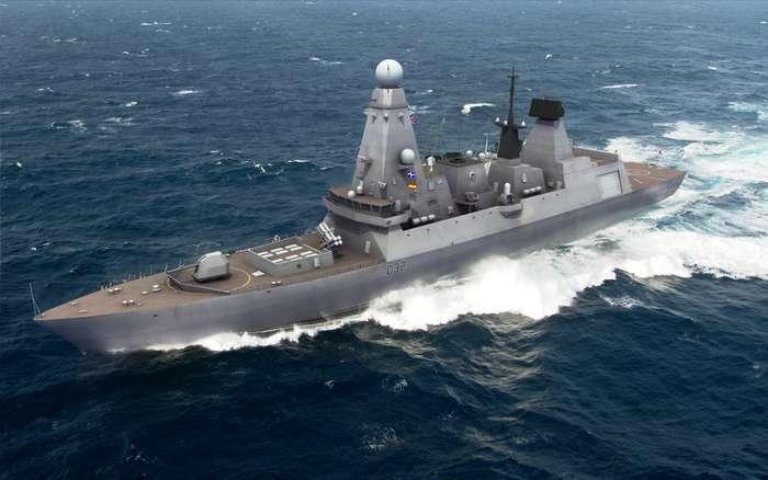 Британские корабли бессильны против российских субмарин