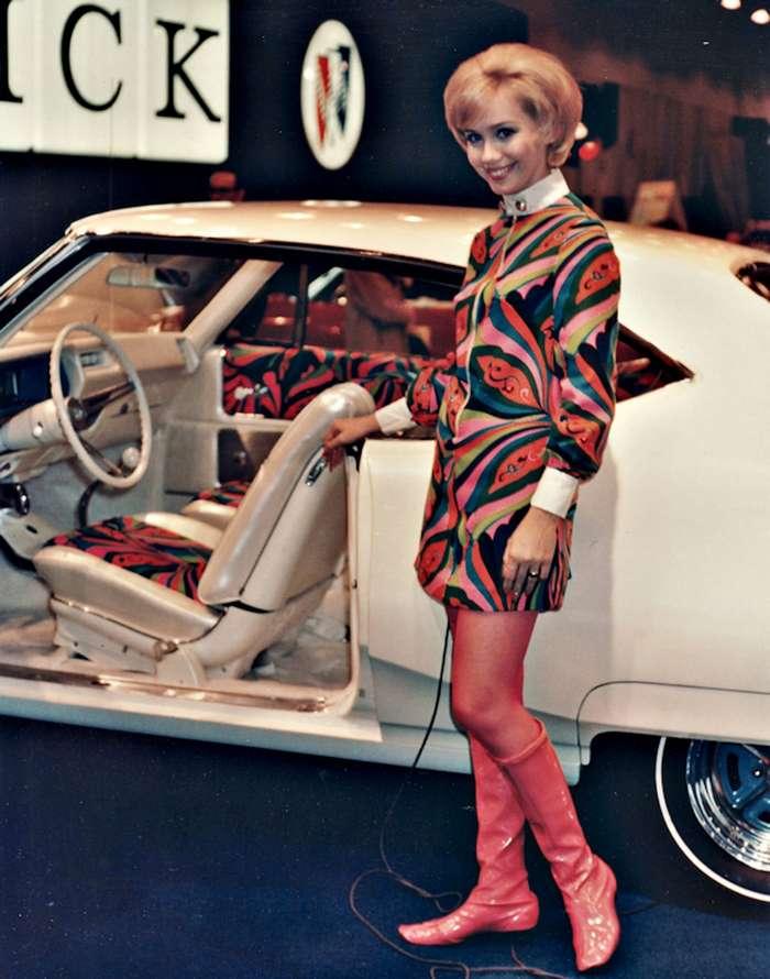 Красотки 60-х
