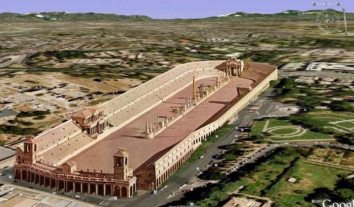 Колизей не был самым большим