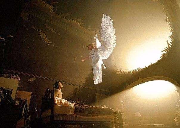 Ангелы на работе