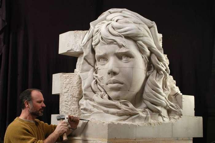 Скульптор и его творение (притча)