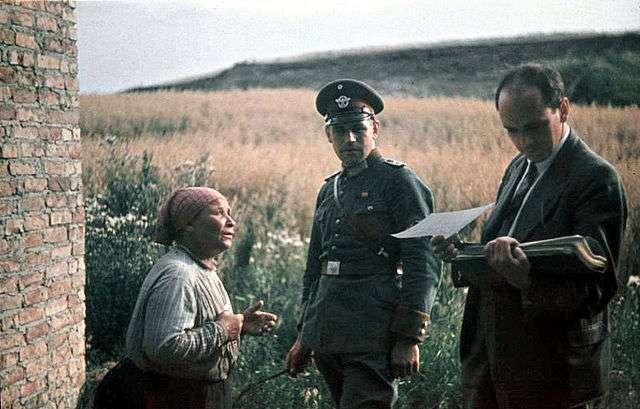 Почему нацисты хотели уничтожить цыган?