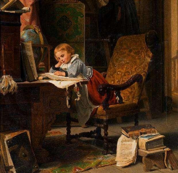 Воспитание детей: как растили «цветы жизни» с эпохи Возрождения до XX века