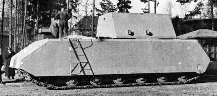 Экспериментальное оружие Второй мировой