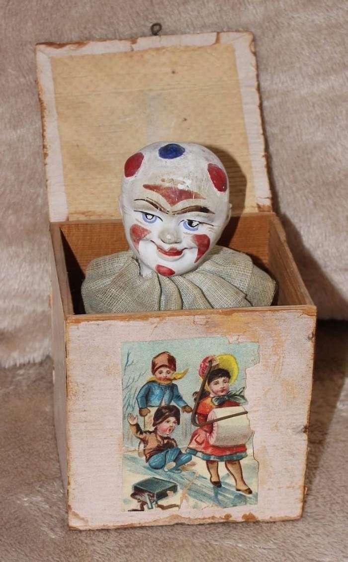 Винтажные кошмары для детей