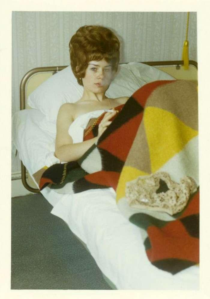 Адовы причесоны 60-х