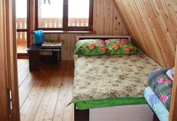 Курорт Хакусы в Бурятии