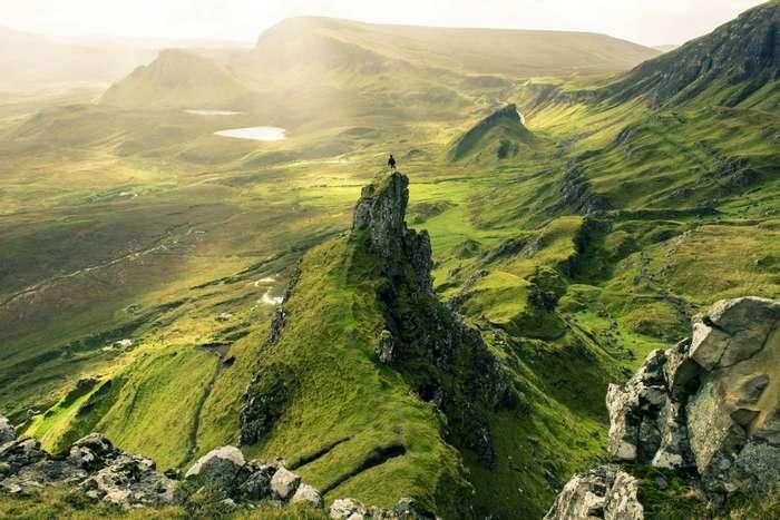 Изумительные виды на земле, от которых захватывает дух
