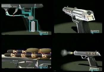 Metal Storm - самое скорострельное оружие в мире