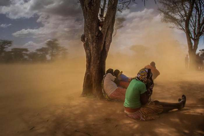 Желание выжить: кочевое племя, члены которого ходят по 10 часов в день, чтобы найти воду