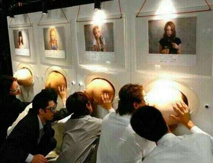 Обычные кадры из жизни в Японии, от которых у европейца полезут глаза на лоб
