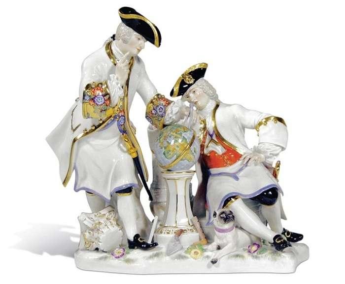 Орден Мопса: тайное общество XVII века, где все лаяли друг на друга