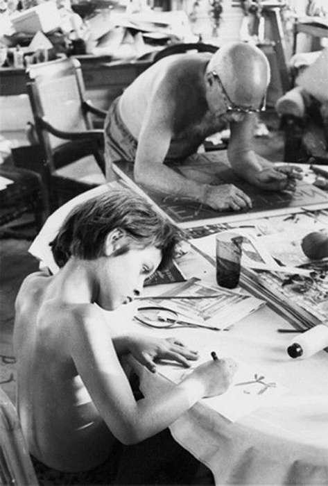 Палома Пикассо: как сложилась судьба дочери великого художника