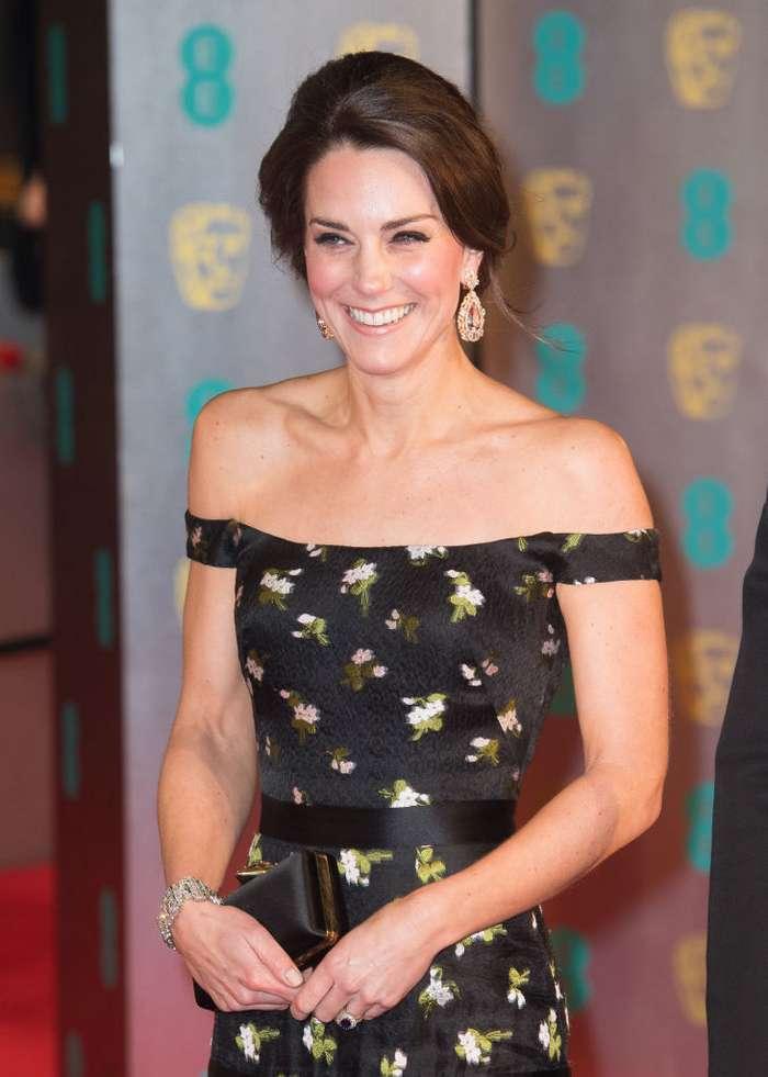 Ярче всех звезд: Кейт Миддлтон затмила всех селебрити на BAFTA -2017