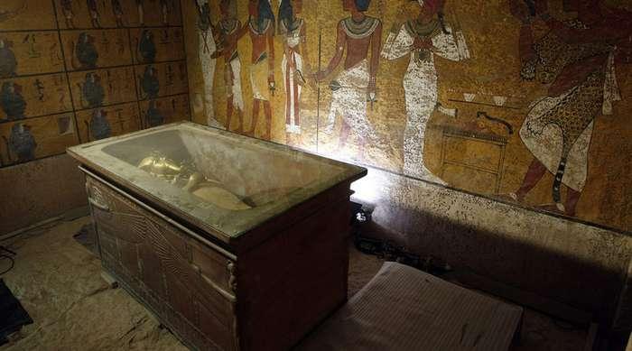 Проклятие мумии: что случилось с людьми, открывшими могилу Тутанхамона