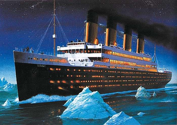 Гибель «Титаника»: самые шокирующие версии