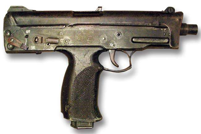 Пистолет-пулемет ОЦ-22 «Бук»