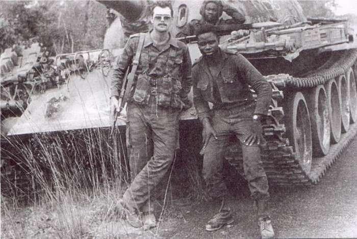 Как русские в Африке воевали