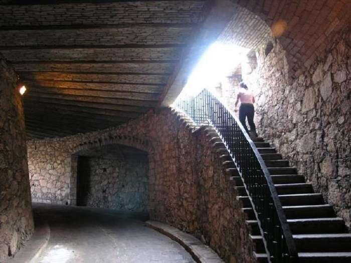 Туннели в Мексике, забытые на сотни лет