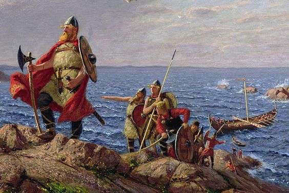 the vikings discovered america Archaeologists have used satellite imagery to identify a site in newfoundland that could be the first new viking site discovered in north america.