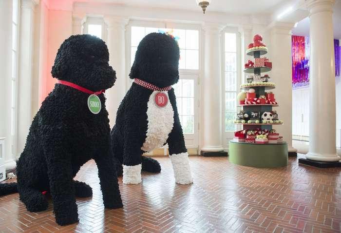Мишель Обама в последний раз украсила Белый дом к Рождеству