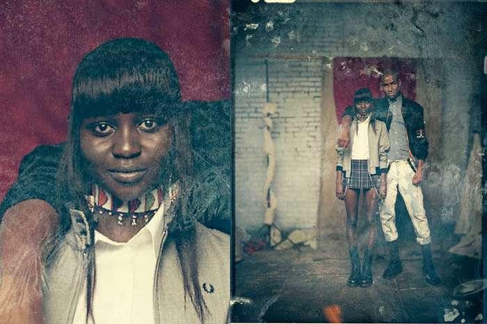 Африканские скинхеды в проекте Lagos Calling!