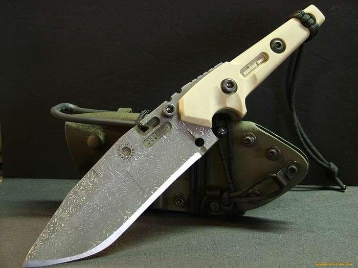 Красивейшие ножи мира