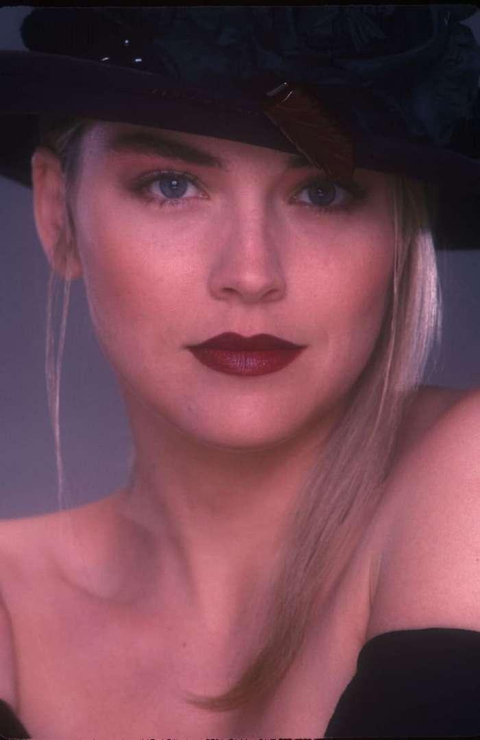 На эти фотографии юной Шэрон Стоун вам стоит посмотреть!