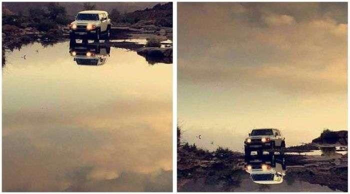 Фото, на которые нужно взглянуть дважды (54 фото)