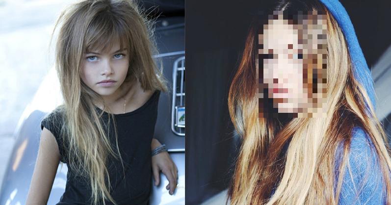 Вот как сейчас выглядит самая красивая девочка в мире