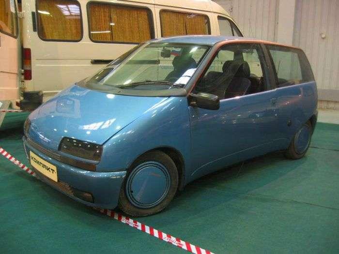 10 неизвестных автомобилей СССР, которые стоит увидеть
