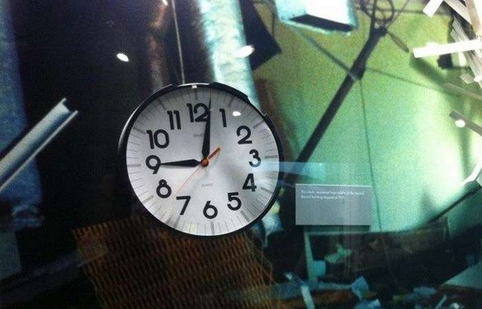 10 невероятных историй о часах, которые остановились в момент катастроф