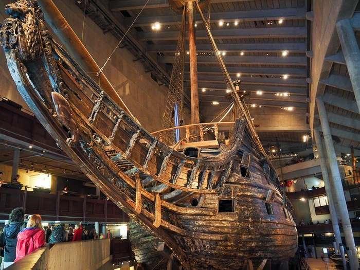 Трагедия боевого корабля, который так и не вышел в море
