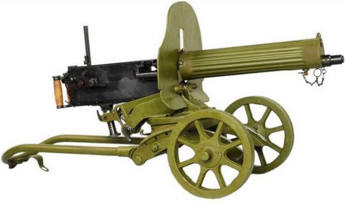 «Адский косильщик»: самый «кровожадный» пулемёт за всю историю войн