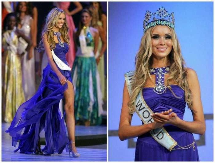 Самые роскошные королевы красоты за всю историю конкурса «Мисс мира»