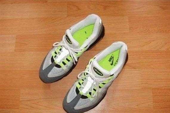 Китайские кроссовки (6 фото)