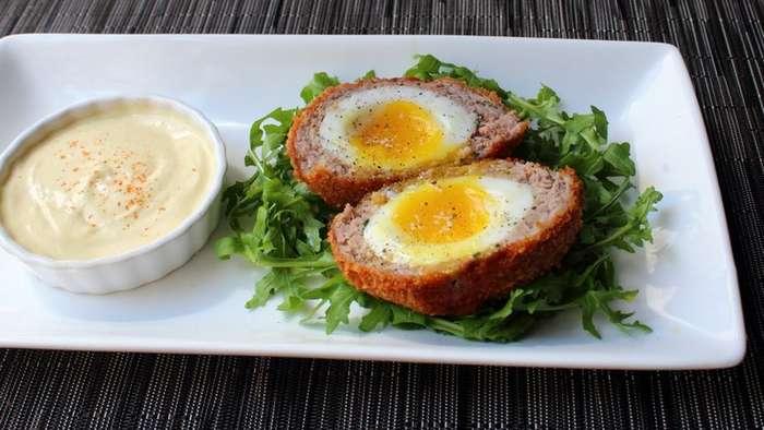 Шотландские, Манчестерские и Вустерские яйца: слышали о таких блюдах?