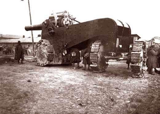 Безумные танки (16 фото)