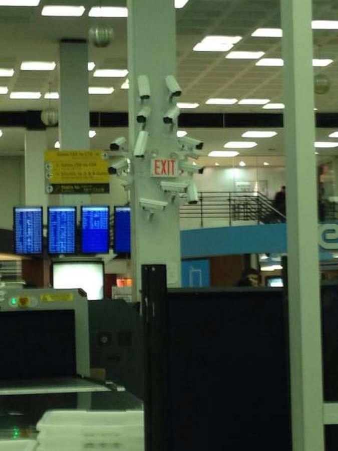 Прикольные фото из аэропортов