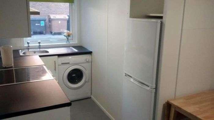 Дешевые миниатюрные дома для аренды в Великобритании (6 фото)