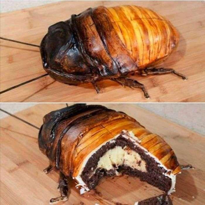 Торты, которые жалко есть (34 фото)