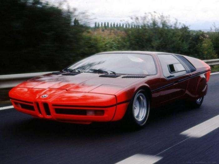 """Прародитель всех """"эмок"""" – уникальный концепт 1972 BMW Turbo (14 фото)"""