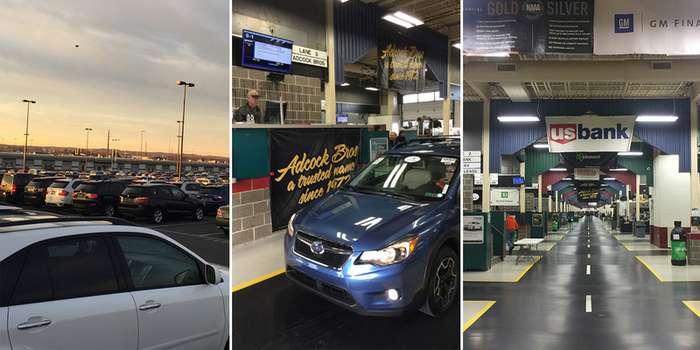 Ехать продано! Как устроен крупнейший аукцион по продаже автомобилей в США