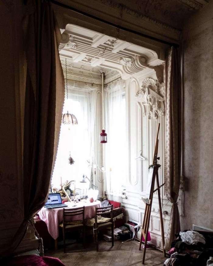 Как живут в коммуналках питерского «старого фонда»: 25 фото, которые заставят вас ахнуть