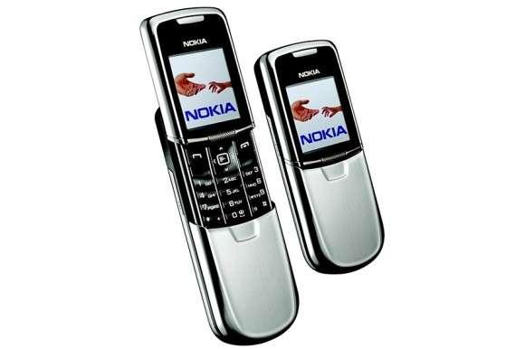 Легендарные телефоны первой половины 2000-х