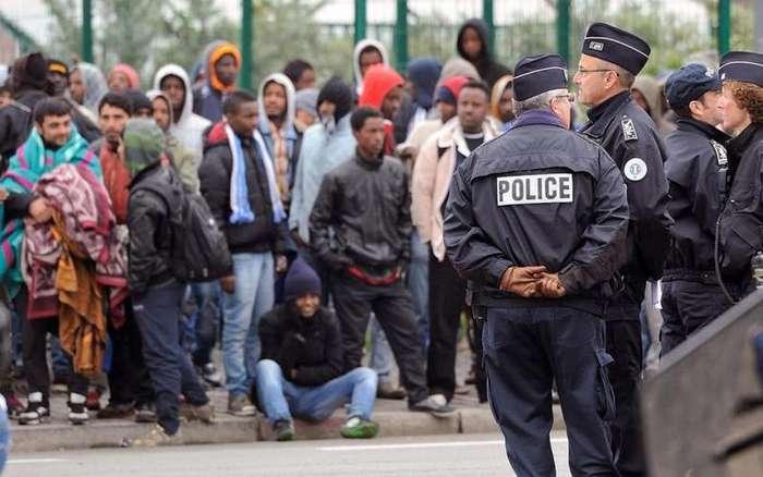 Скандальный пост шведского полицейского о мигрантах