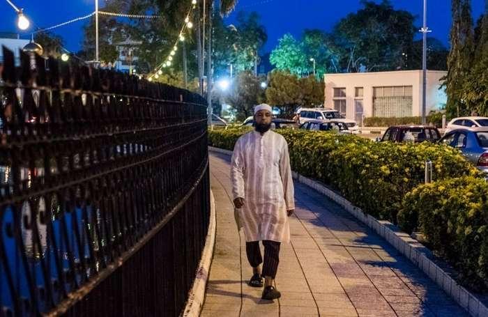 Бруней: хотели бы жить в золотой клетке?