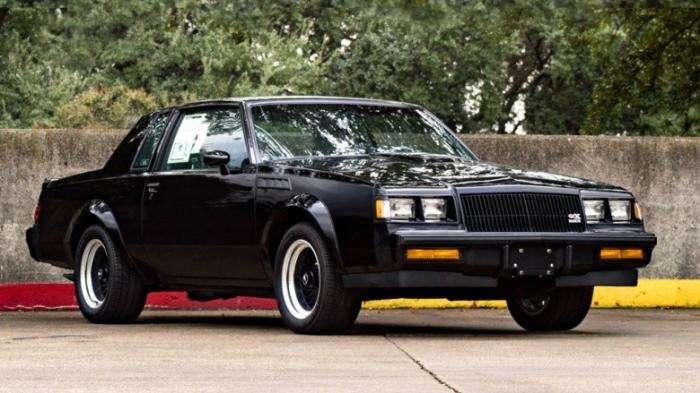Новенький Buick родом из 1980-х хотят продать за 250 000 долларов (8 фото)